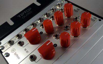 AI002 DIY Synthesizer Mixer Module Build Guide