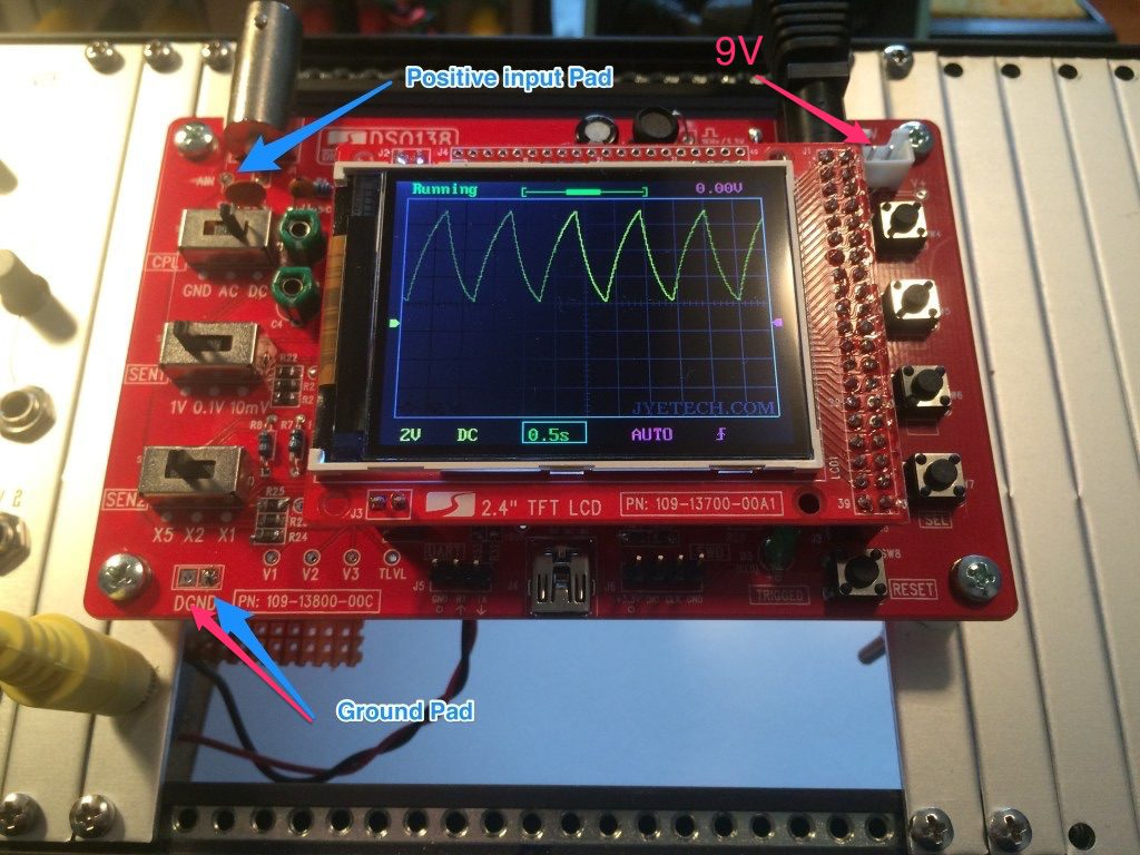 How To Build A Cheap Eurorack Oscilloscope For Under  30