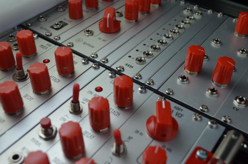 diy synth kit for your analog eurorack modular synthesizer. Black Bedroom Furniture Sets. Home Design Ideas