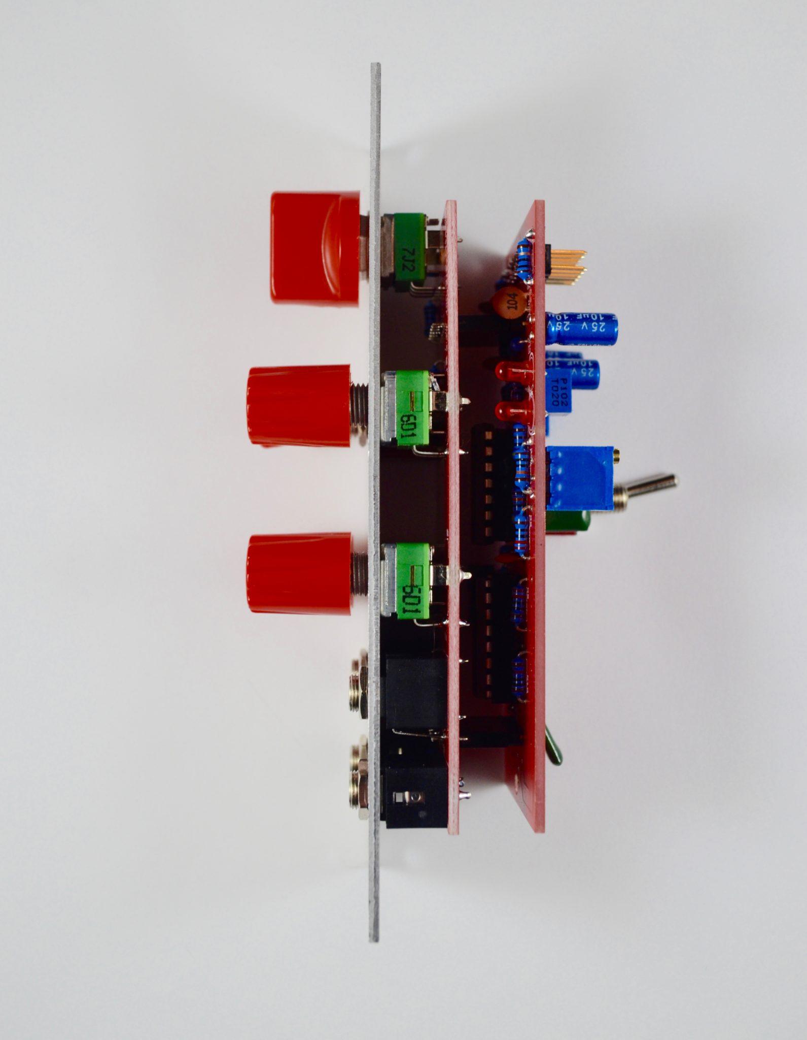 AI004 OTA Voltage Controlled Filter