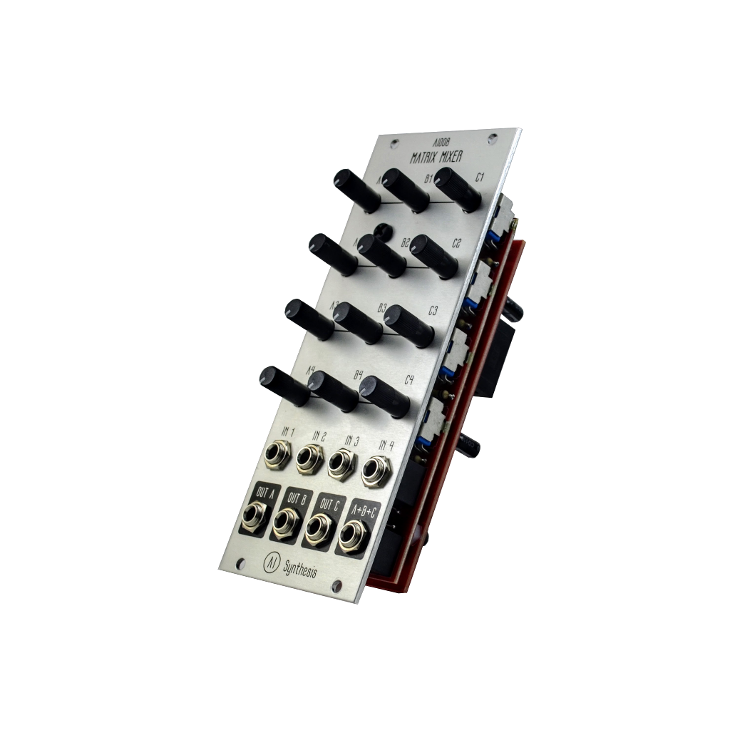 AISYNTHESIS DIY SYNTHESIZER KITS and MODULES